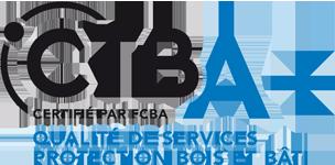 CTB - A+ traitement charpente et bois